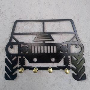 Porta Chaves Portas Chaves Jipe Hummer 4x4