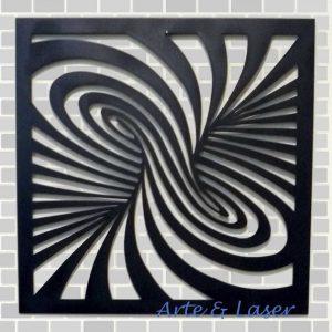 Quadros Quadro Espiral decoração